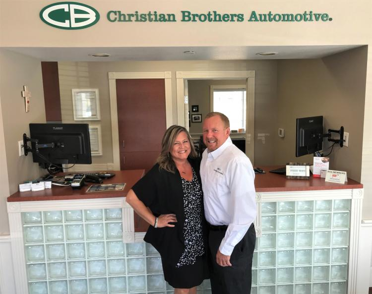 Christian Brothers Automotive is OPEN - Free Concierge Service