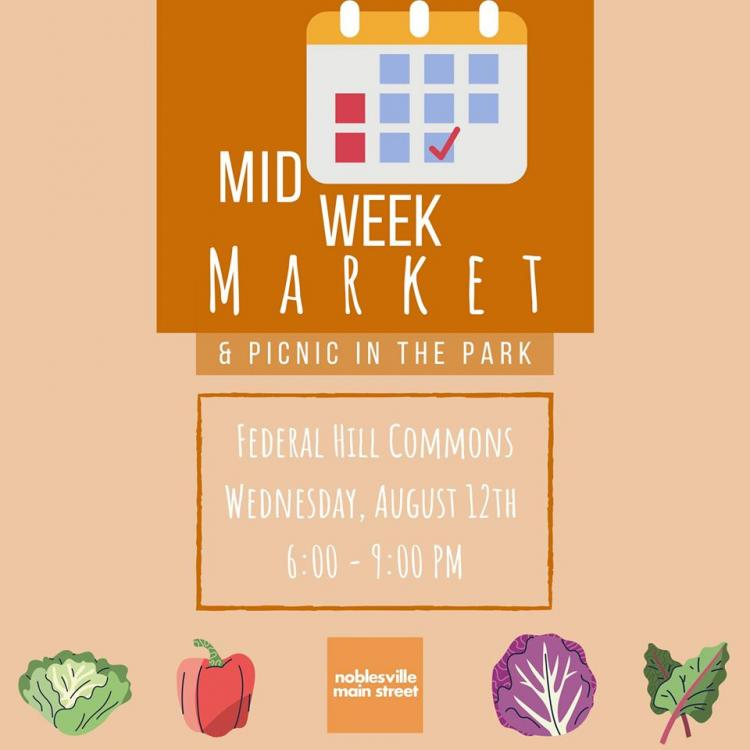 Midweek Market & Picnic in the Park