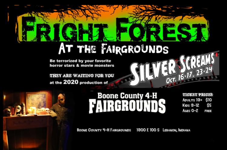 Fright Forest - Silver Screams
