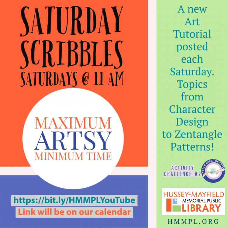 Saturday Scribbles - Online Tutorial with ZPL
