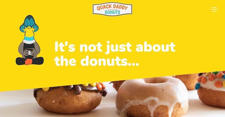 Quack Daddy Donuts opening soon in Westfield!