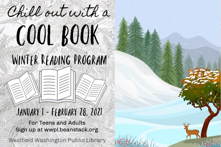 WWPL Winter Reading Program for Adults & Teens