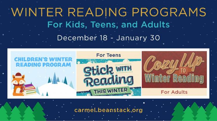 CCPL Winter Reading Program