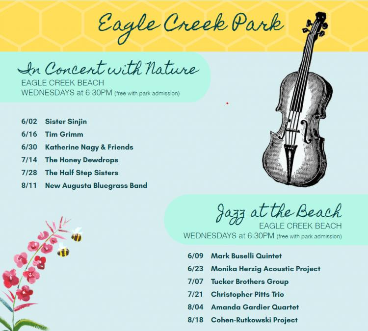 Jazz on Point Concert Series at Eagle Creek