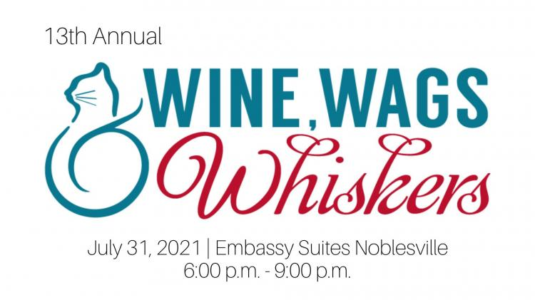 Wine, Wags & Whiskers benefiting Hamilton Humane Society