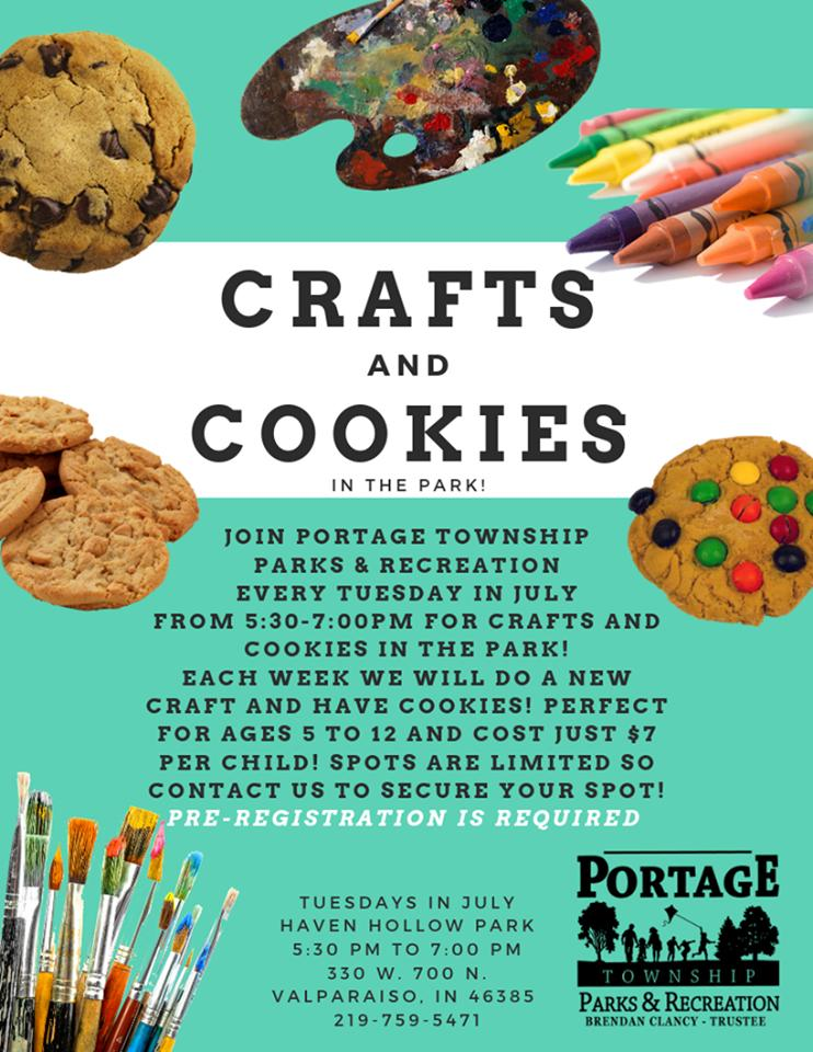 Cookies and Crafts