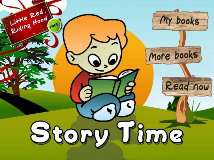 Story Time, Fridays | Somerset County Library
