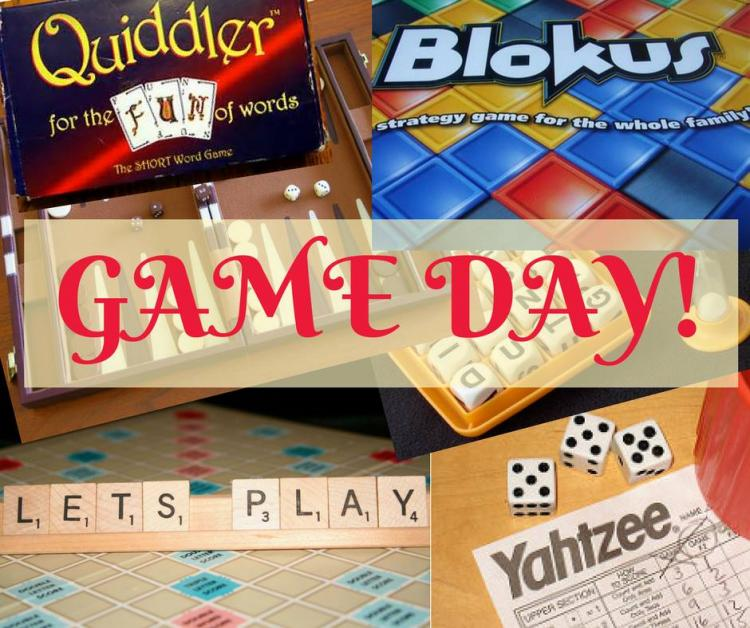 Game Day, Every Tuesday | Somerset County Library