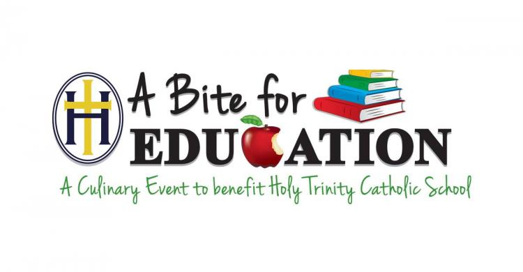 Make Plans To Attend 1st Annual Bite 4 Education 9/10 at Holy Trinity School NMB