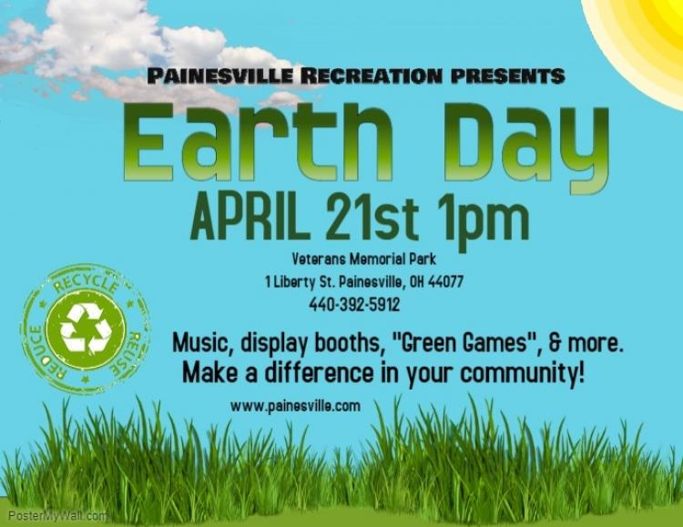 PAINESVILLE EARTH DAY CELEBRATION