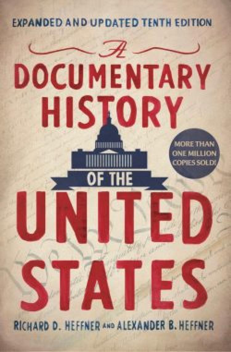 """A Documentary History of the United States"" Author Discussion"