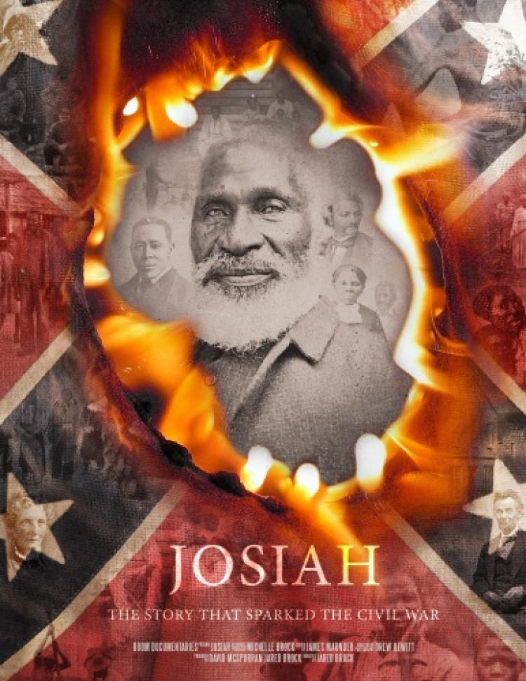 Film Screening:  Josiah: The Story That Sparked The Civil War