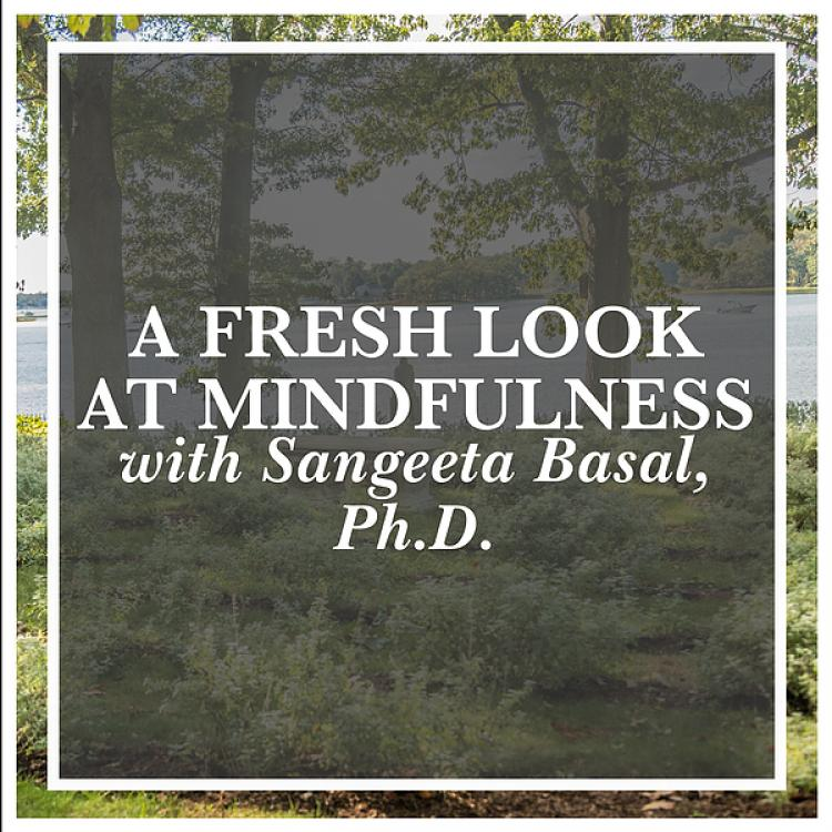 A Fresh Look At Mindfulness