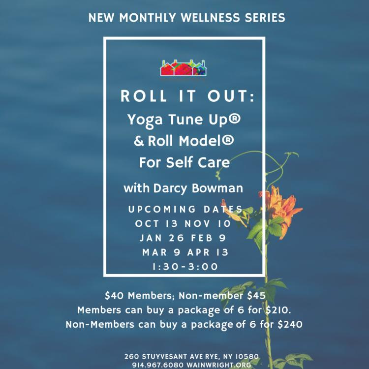 Roll It Out: Yoga Tune Up