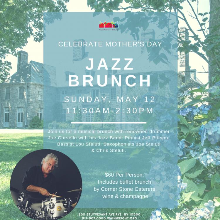 Mother's Day Jazz Brunch with Joe Corsello
