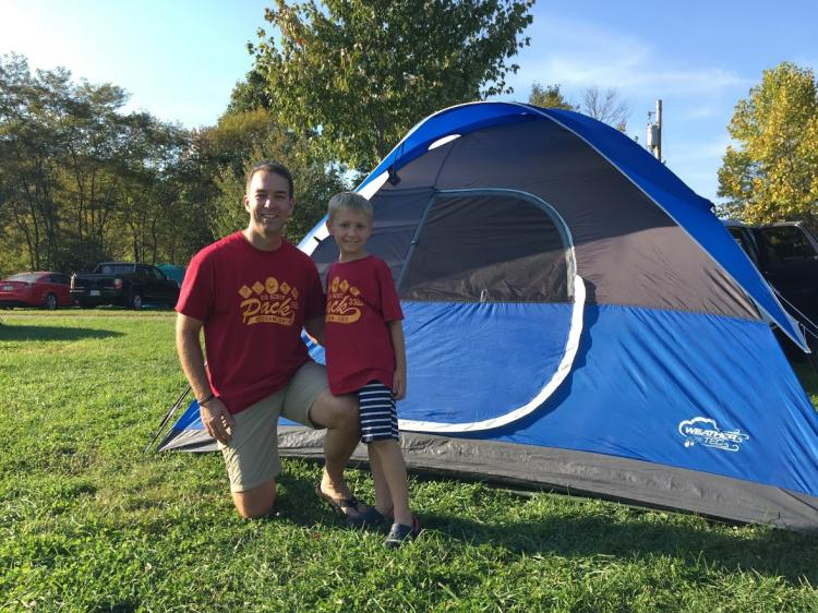 Cub Scout Open House & Family Picnic