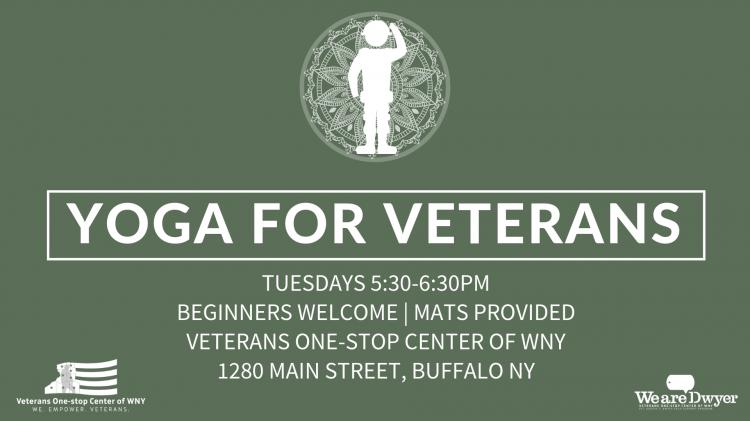 Free Yoga for Veterans and Friends