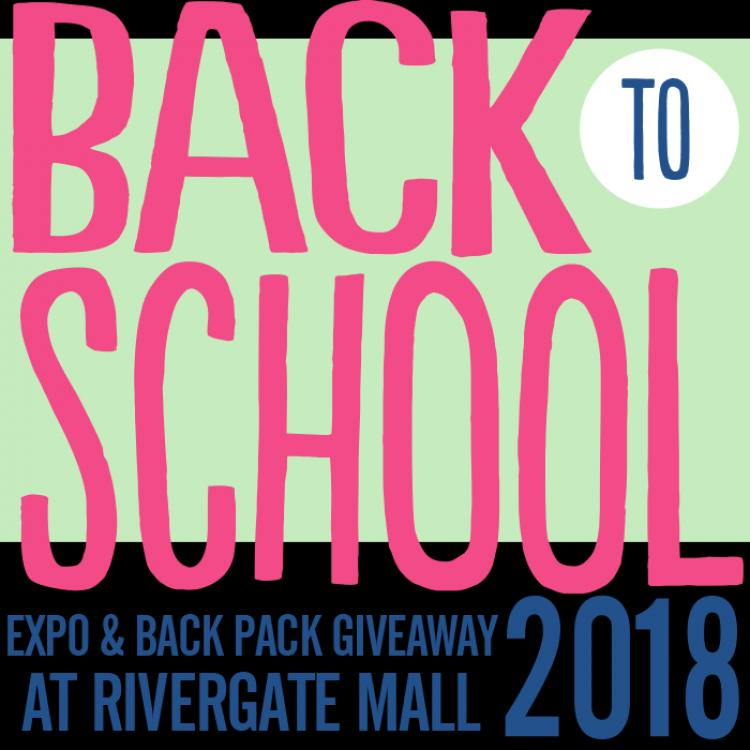 Back to School Expo and Book Bag Giveaway