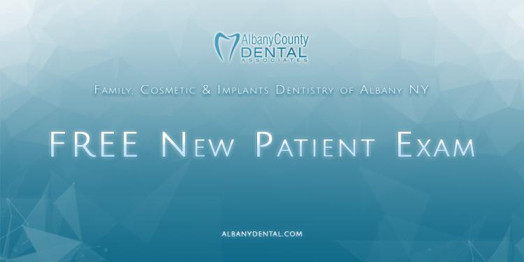 Special Offers from Albany Dental
