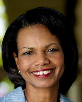 "Condoleezza Rice, Former U.S. Secretary of State & Co-Author of ""To Build a Be"
