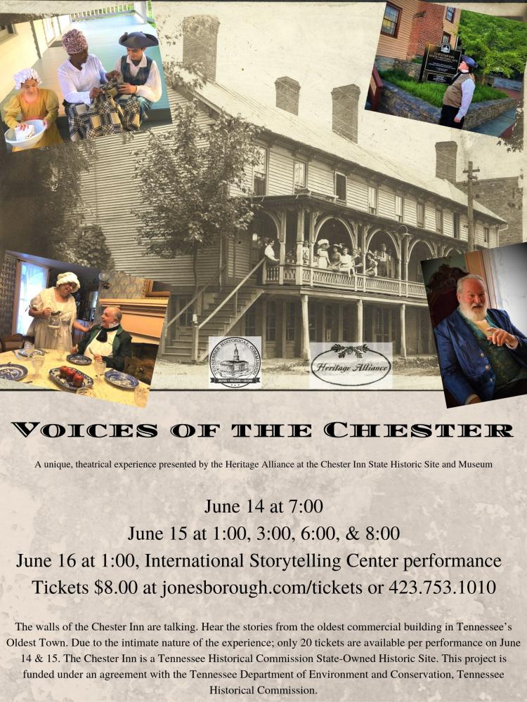 Voices of the Chester