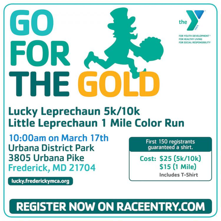 2018 Lucky Leprechaun 5k/10k & Little Leprechaun 1 Mile Color Run