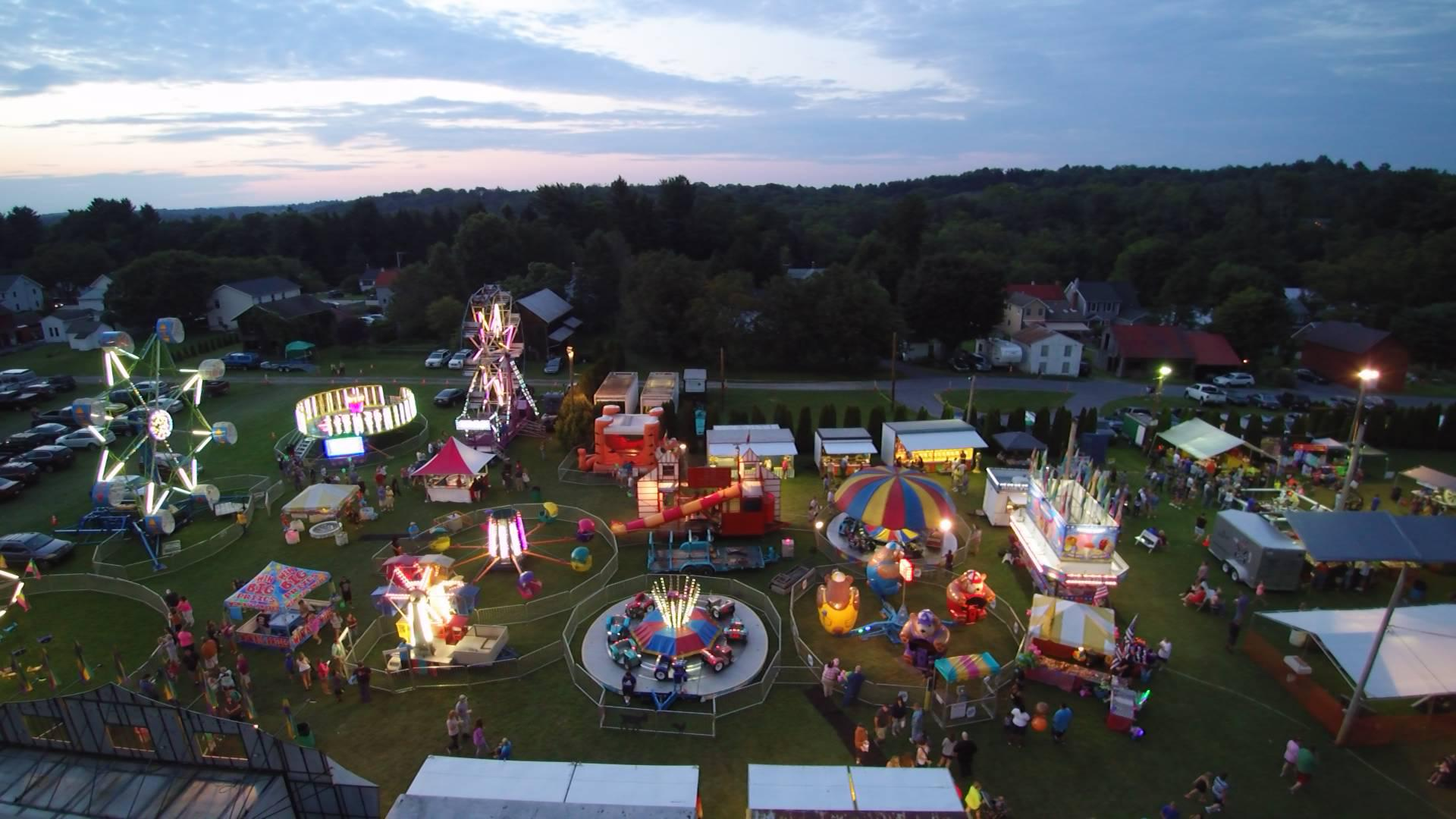 65th Annual Olde Time Festival Lisburn Fire Company thru Aug 11