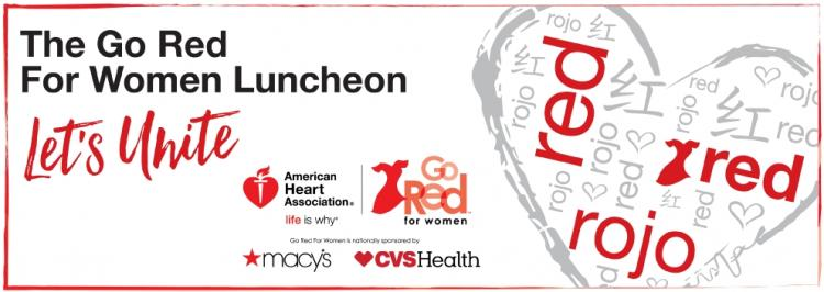 Acadiana Go Red Luncheon
