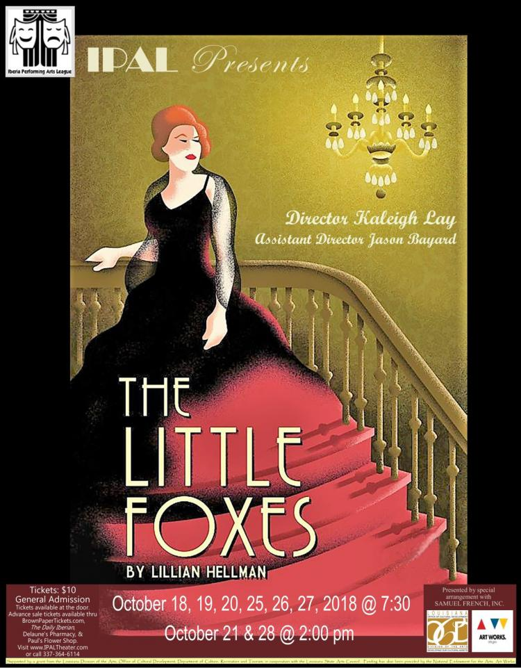 IPAL presents The Little Foxes