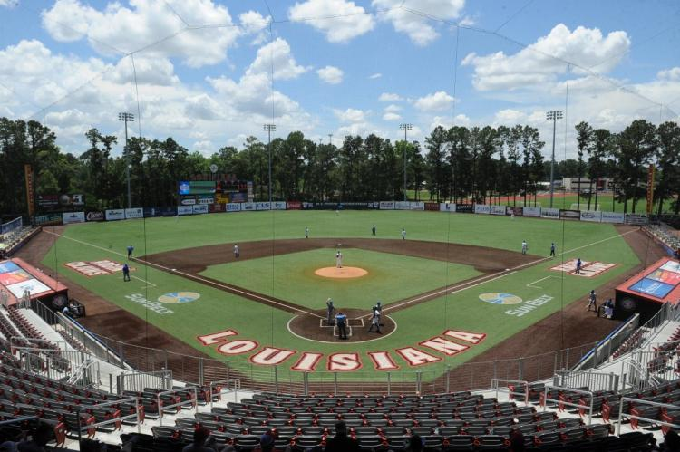 Louisiana Baseball vs Texas 1pm