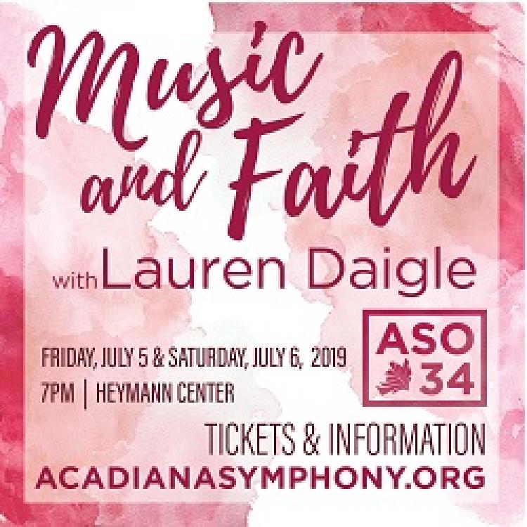 Music & Faith with Lauren Daigle