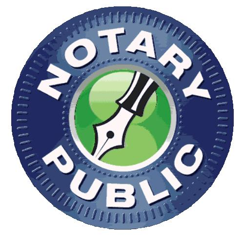 Free Notary Services - One Day Only