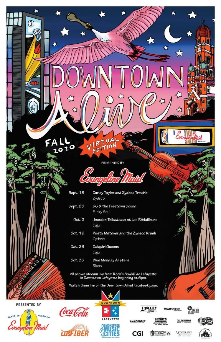 Downtown Alive Virtual Edition