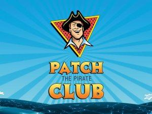 Patch the Pirate Kids Club