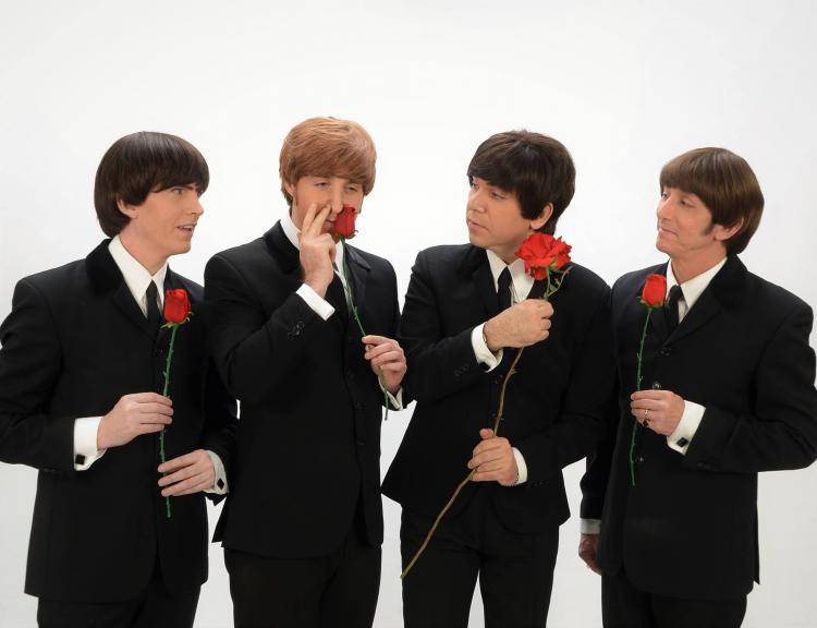 The Fab Four: The Ultimate Beatles Tribute at The Sheffield Street Party