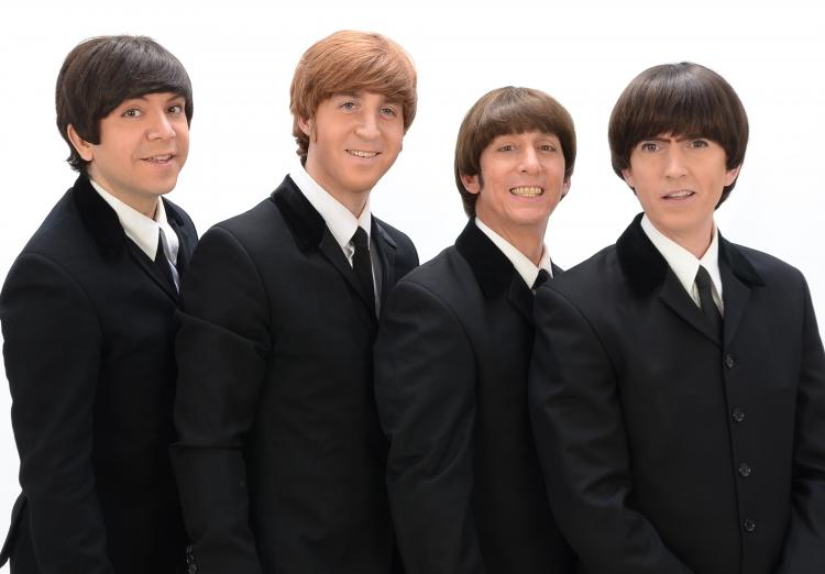 The Fab Four: The Ultimate Beatles Tribute at Saenger Theatre