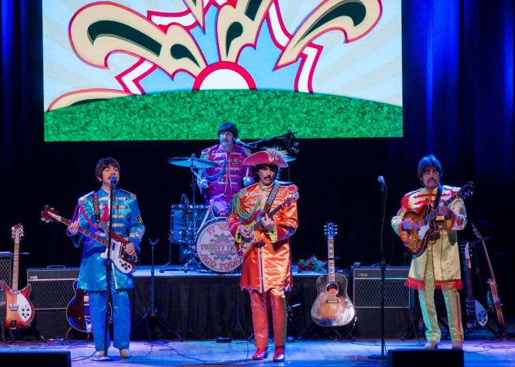 The Fab Four: The Ultimate Beatles Tribute at Alabama Theatre