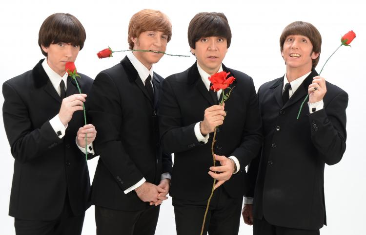 The Fab Four: The Ultimate Beatles Tribute at South Shore Music Circus