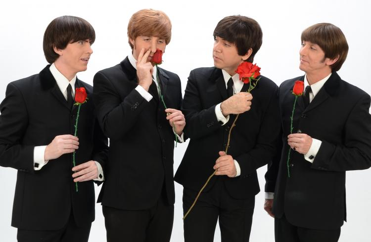 The Fab Four: The Ultimate Beatles Tribute at Cape Cod Melody Tent