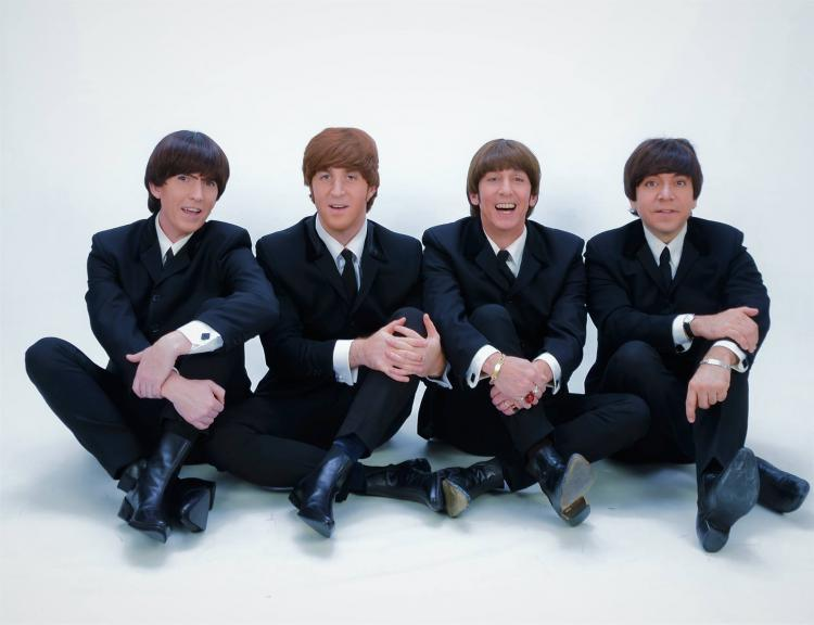 The Fab Four: The Ultimate Tribute to The Beatles at Mtn Winery
