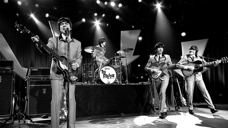 A Hard Day's Night (The Fab Four Live Stream)
