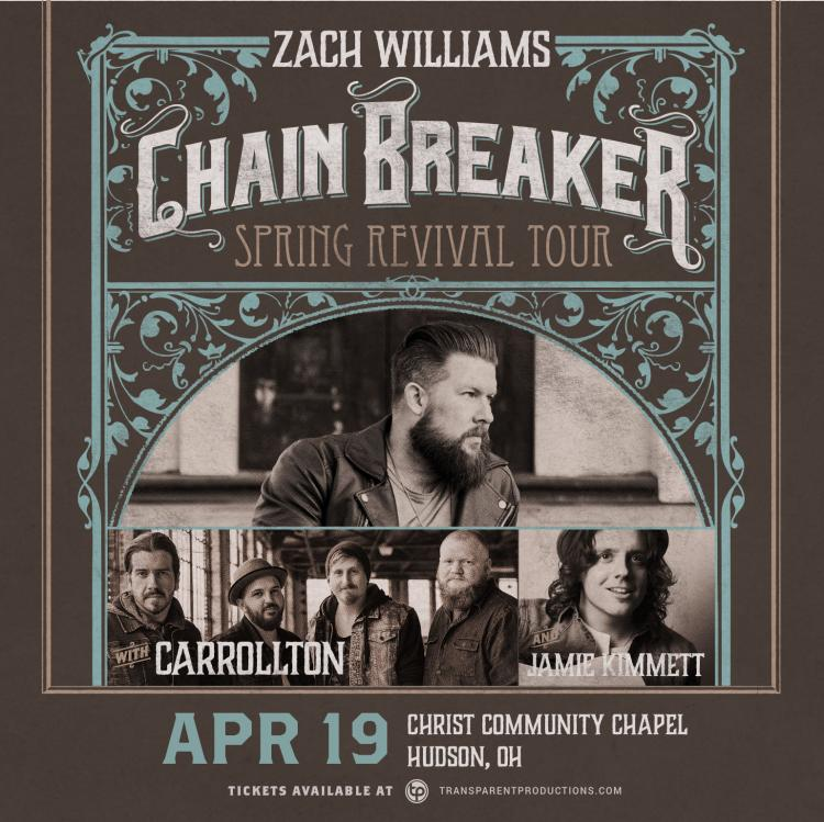 Zach Williams- Chain Breaker