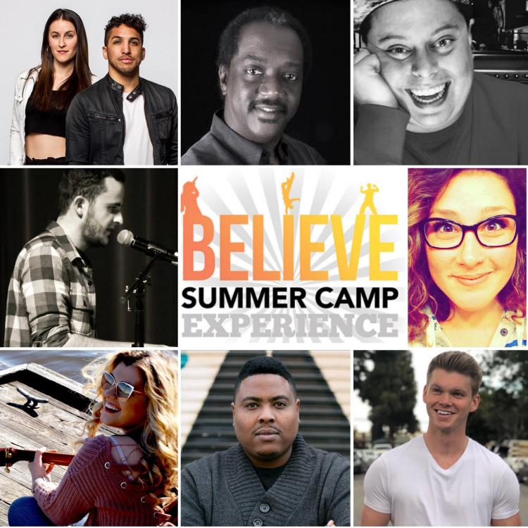 BELIEVE Summer Camp Experience