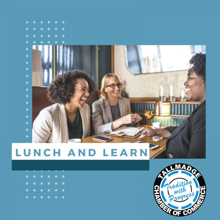 May Lunch and Learn Series