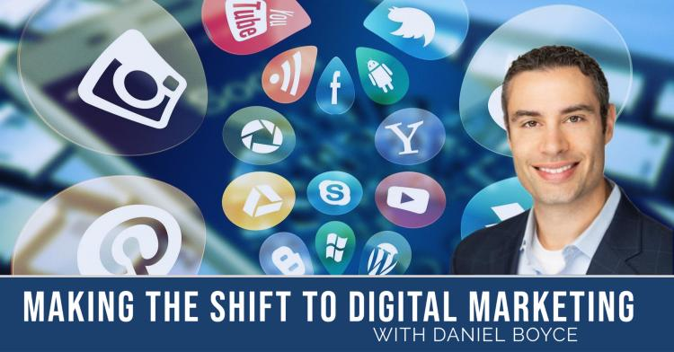Making the Shift to Digital Marketing