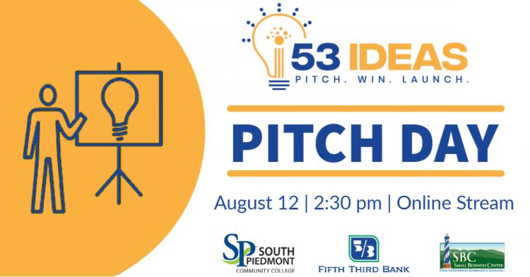 53 Ideas Pitch Day Event