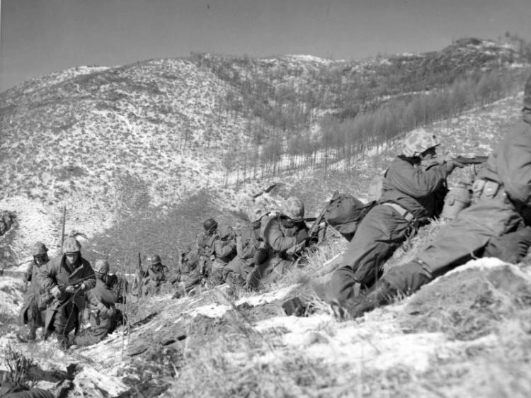 """YPG Series…""""The Korean War-From Task Force Smith to The Frozen Chosin-result"""