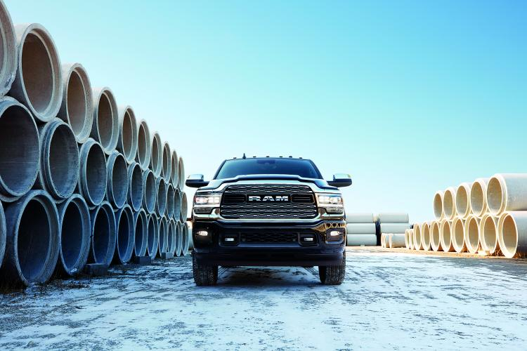 Experience and test drive the all-new Ram 2500 at the California State Fair