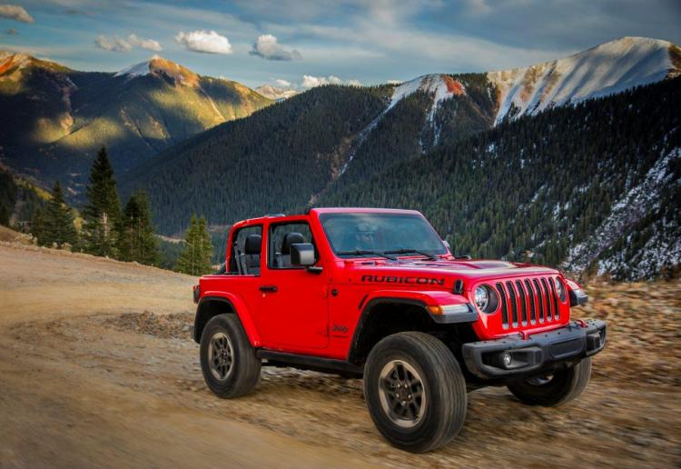 Experience The 32nd Ouray Jeep® Jamboree