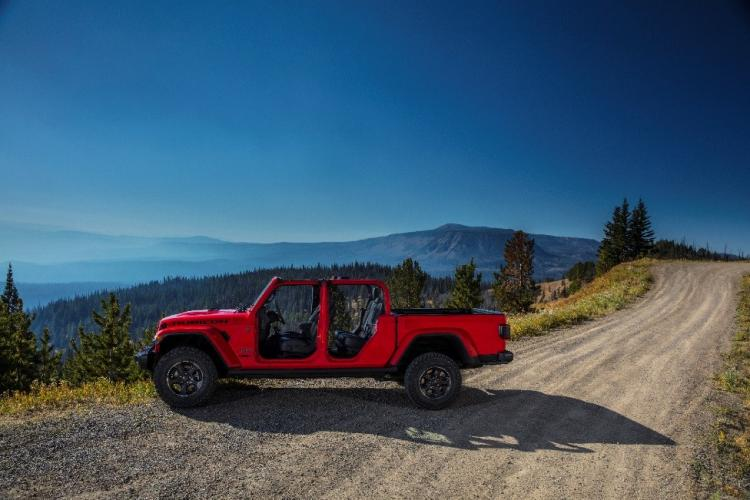 Experience the all-new 2020 Jeep® Gladiator & Jeep Wrangler at Detroit 4Fest